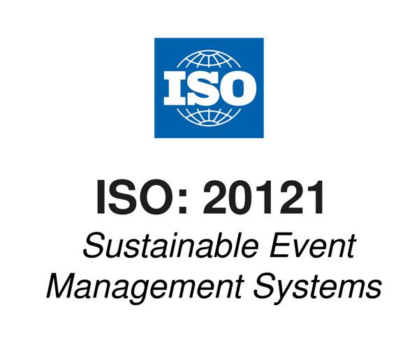 ISO 20121 gestión sostenible eventos