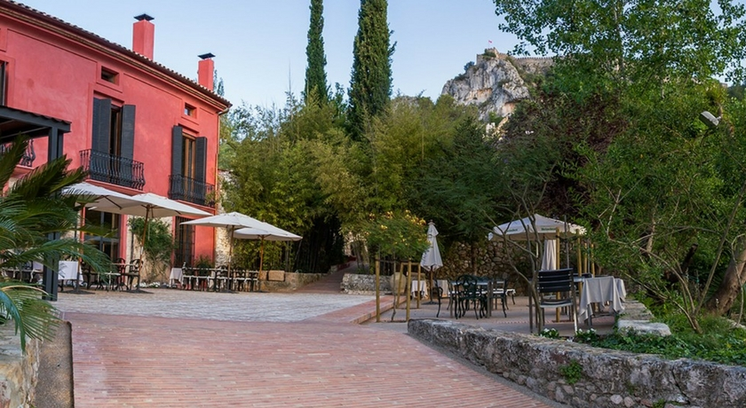 Hotel mont sant Xativa