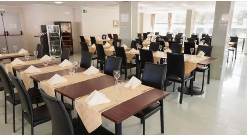 Comedor Hotel Holiday InCullera