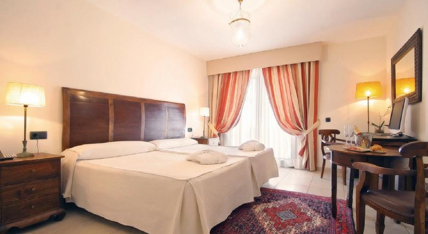 habitación Hotel Swiss Moraira