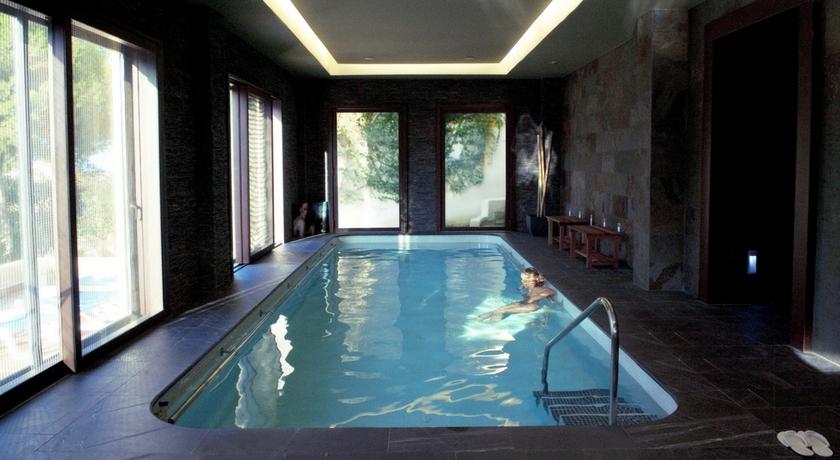 piscina Hotel el rodat javea