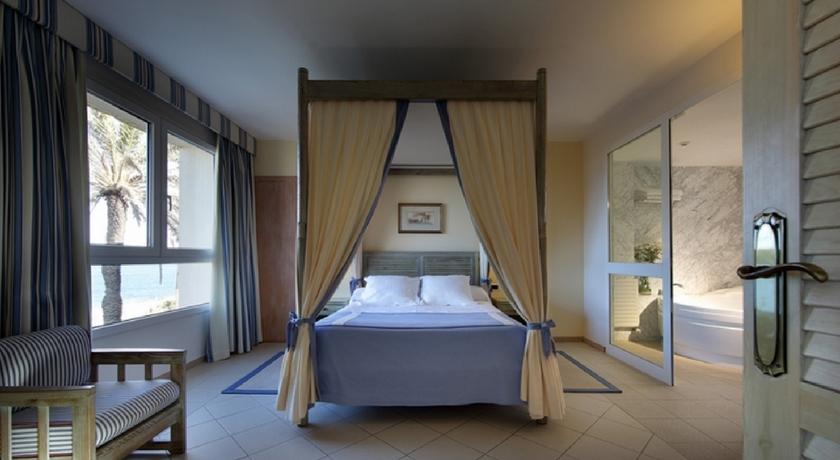 habitación Hotel Parador de Jávea
