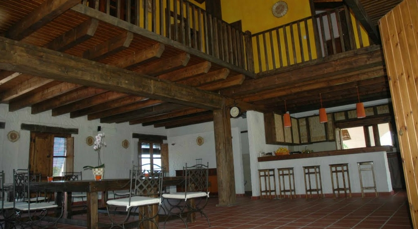 comedor Hotel Villamediterranea Almoines