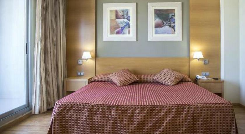 habitacion hotel Palace Gandia