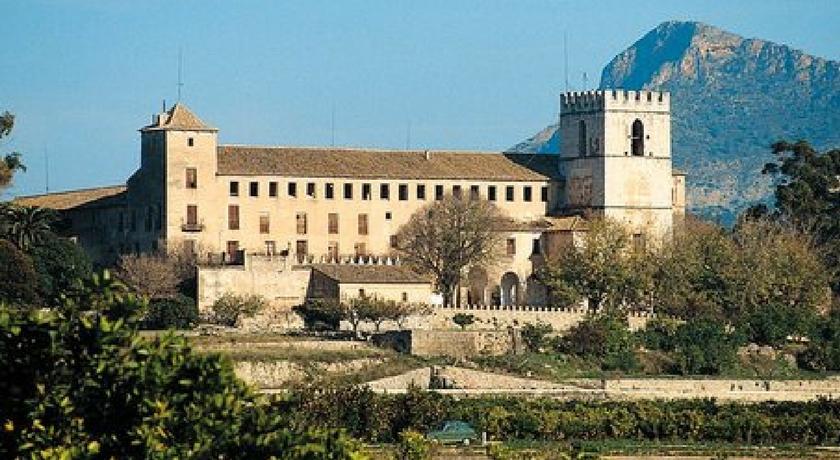 monasterio sant jeroni cotalba