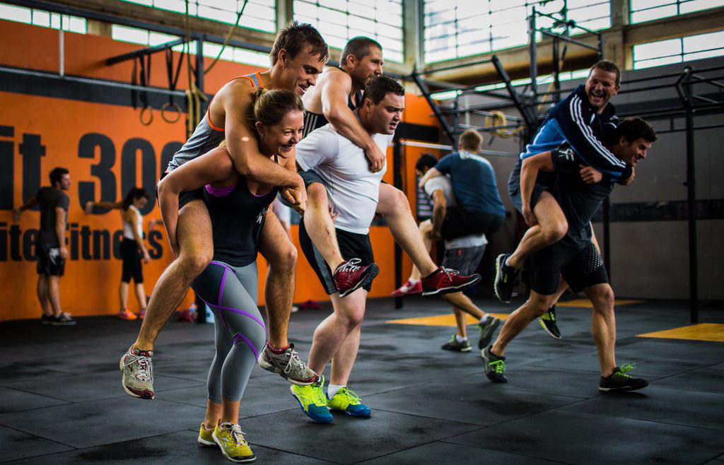 Masterclass de Cross Fit
