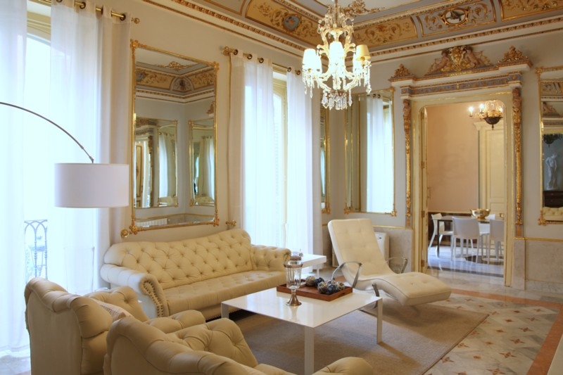 salón Palacete Echeveste
