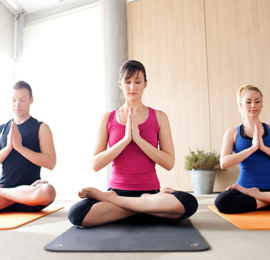 Masterclass de yoga corporativo