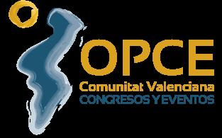 Logo de la Asociación de empresas y organizaciones de congresos y eventos de la Comunidad Valenciana