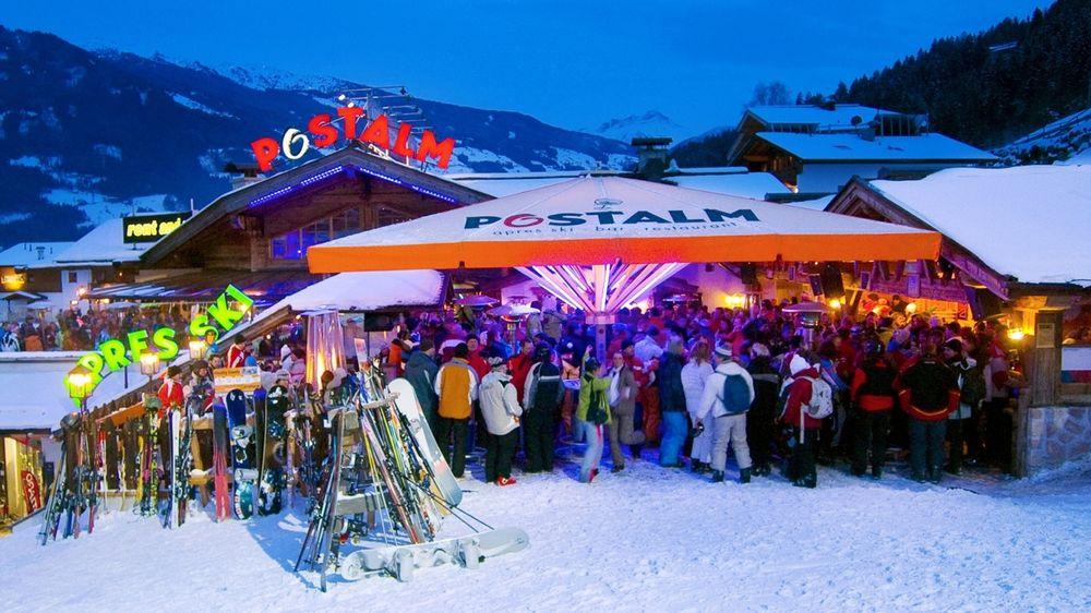JOBA Ice Club la mejor fiesta en la nieve