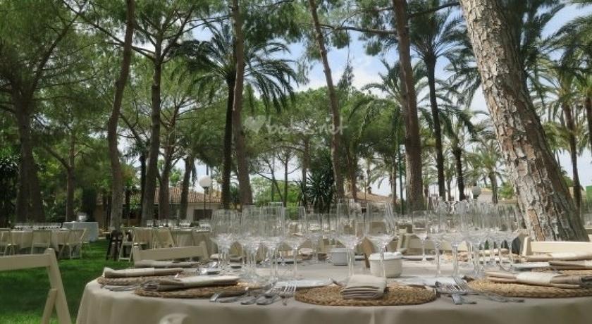 mesas evento El Oasis Resort