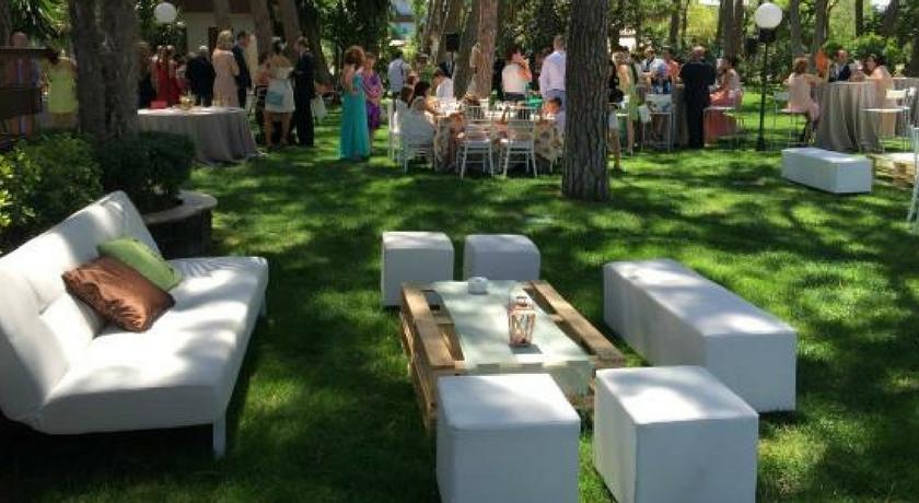 Evento jardín El Oasis Resort