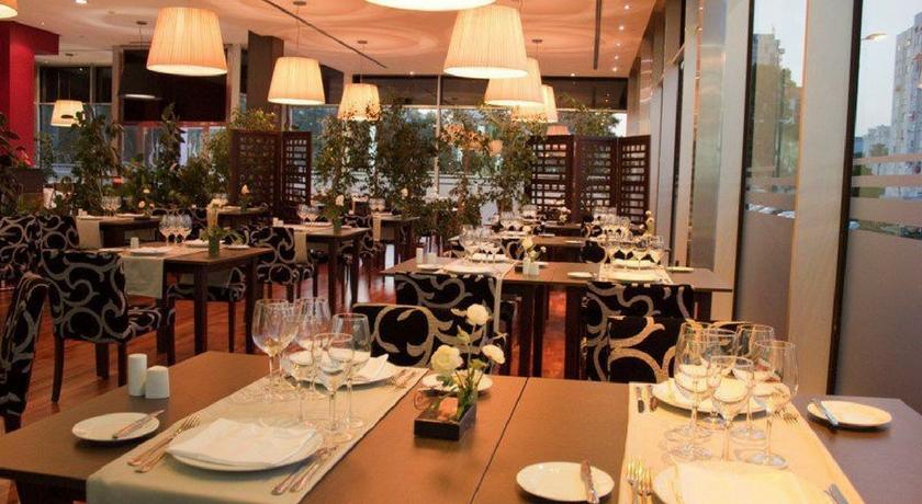 Restaurante hotel Palace Gandia