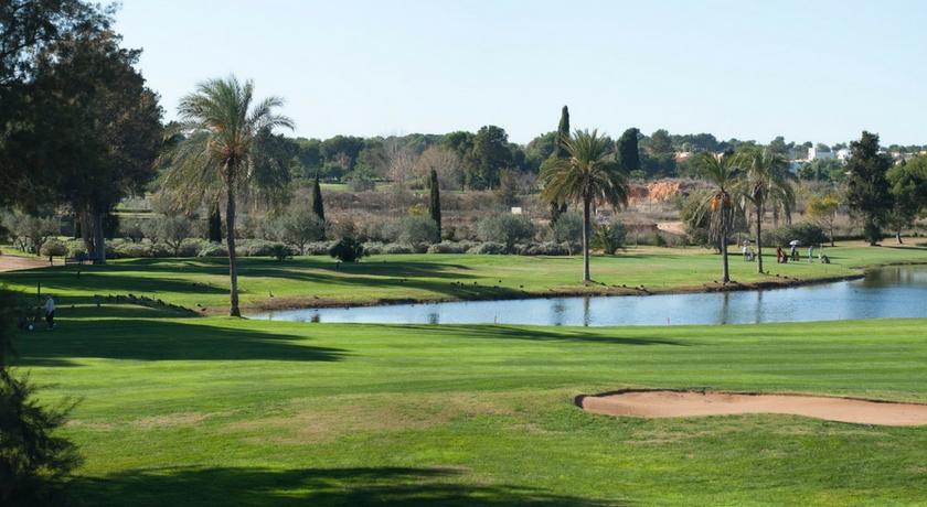 campo de golf en club escorpion betera