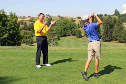 Coaching deportivo golf